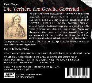 Die Verhöre der Gesche Gottfried