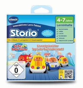Vtech 80-232504 - Storio 2 Lernspiel, Baby Flitzer