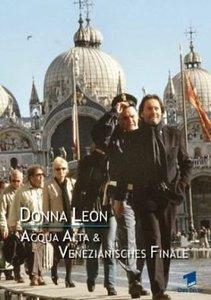 Donna Leon: Acqua alta / Venezianisches Finale