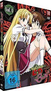 Highschool DXD BorN - DVD 4