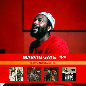 Marvin Gaye X4