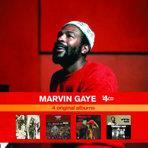 Marvin Gaye X4
