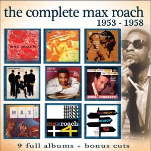 The Complete Max Roach: 1953-