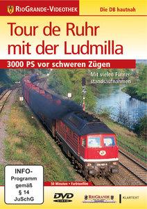 Tour De Ruhr Mit Der Ludmilla-3000 PS Vor Schwer