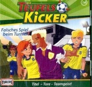 Die Teufelskicker 14. Falsches Spiel beim Turnier!
