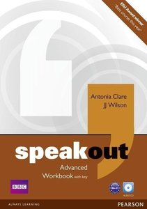 Speakout Advanced. Workbook (with Key) and Audio CD