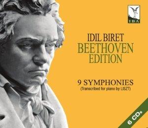 Sinfonien 1-9 Transkr.Liszt
