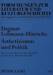 Ästhetizismus und Politik