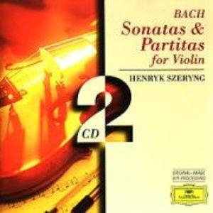 Sonaten & Partiten Violin Solo BWV 1001-1006
