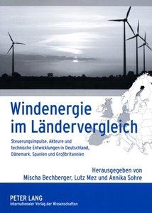 Windenergie im Ländervergleich