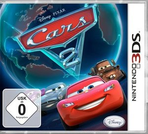 Cars 2 Das Videospiel - Software Pyramide