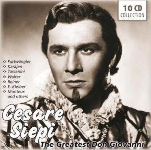 Cesare Siepi-The Greatest Don Giovanni