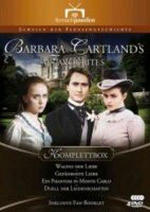Barbara Cartlands Favourites