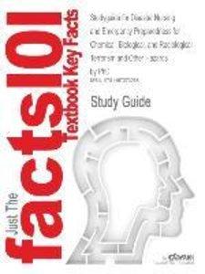 Studyguide for Disaster Nursing and Emergency Preparedness for C