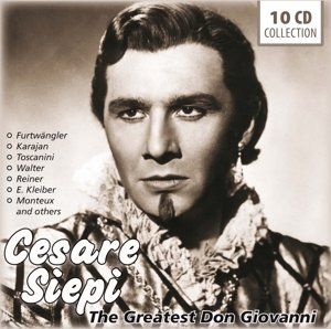 Cesare Siepi-The Greatest Don Giovanni