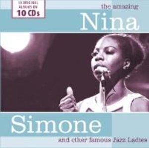 The Amazing Nina Simone & other famous Jazz Ladies