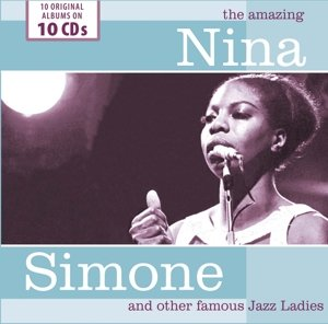 The Amazing Nina Simone & other famous Jazz Ladies