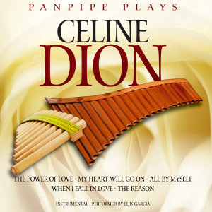 Panpipe plays Celine Dion