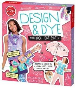 Fabric Doodles: Design & Dye with No-Heat Batik