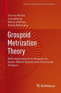 Groupoid Metrization Theory