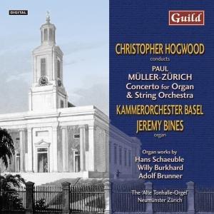 Müller Zürich Orgelkonzert