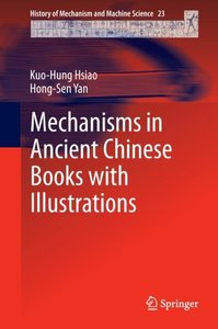 Mechanisms in Ancient Chinese Books with Illustrations