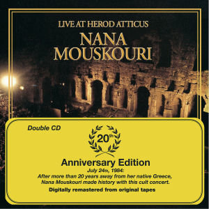 Live At Herod Atticus/20th Anniversary Edition