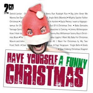 Have yourself a funny Christmas