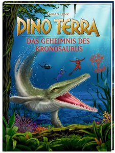 Dino Terra 07. Das Geheimnis des Kronosaurus