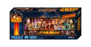StarWars Panorama Puzzle 1000tlg Limited