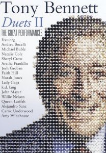 Duets II: The Great Performances DVD
