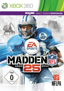 Madden NFL 25 (1989 - 2014) Jubiläumsausgabe