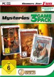 Games for Fun Mysteries Game Pack 6 - Watson Katakomben / Dragon