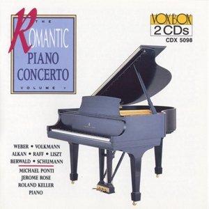 Das Romantische Klavierkonzert Vol.7
