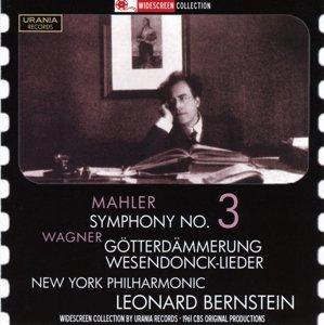 Bernstein dirigiert Werke von Mahler und Wagner