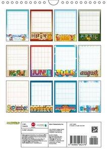 Davis, J: Garfield Familienplaner (Wandkalender 2015 DIN A4