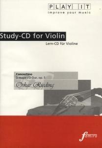 Concertino op. 5, D-Dur