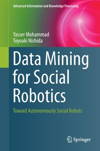Data Mining for Social Robots