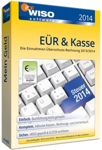 WISO Software: EÃœR & Kasse 2014 - Einnahmen-Ãœberschuss-Rechnun