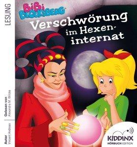 Bibi Blocksberg Hörbuch. Die Verschwörung im Hexeninternat