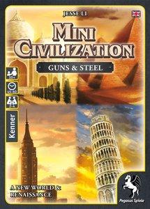 Guns & Steel - A Story of Civilization