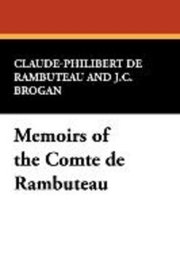 Memoirs of the Comte de Rambuteau