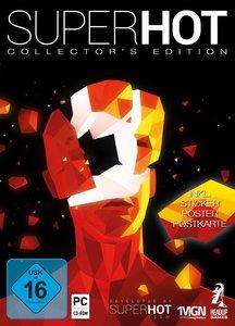 Superhot Collectors Edition
