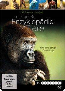Die große Enzyklopädie der Tiere (34 Stunden)