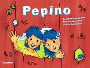 Pepino 416 Bildkarten (240 Bild-, 140 Verb-, 36 Bild-Serienkarte