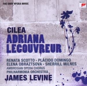 Adriana Lecouvreur-Sony Opera House