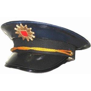 Polizei-Mütze Blau, 3-9 Jahre