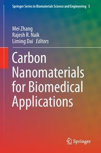 Carbon Nanomaterials for Biomedical Applications