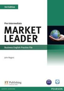 Market Leader. Pre-Intermediate Practice File (with Audio CD)
