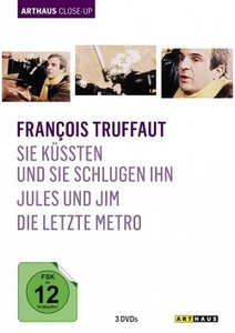 Francois Truffaut Vol. 1. Arthaus Close-Up